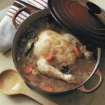 Star Anise-Ginger Braised Whole Chicken Recipe