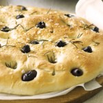 ROSEMARY AND OLIVE FOCACCIA BREAD