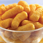 cheese puffs island woman magazine