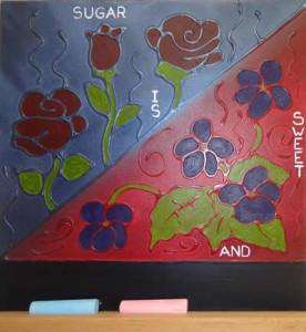 Chalkboard Ending
