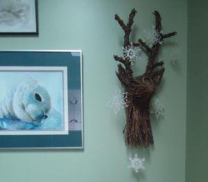Evelyn M's reindeer head 500x
