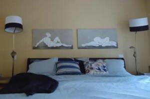 hanging art 8